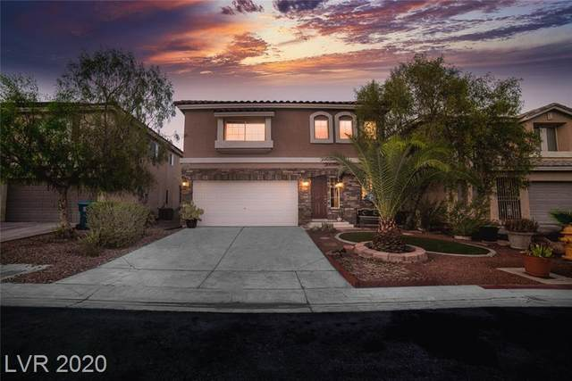 5568 Vision Quest Court, Las Vegas, NV 89139 (MLS #2230906) :: The Lindstrom Group