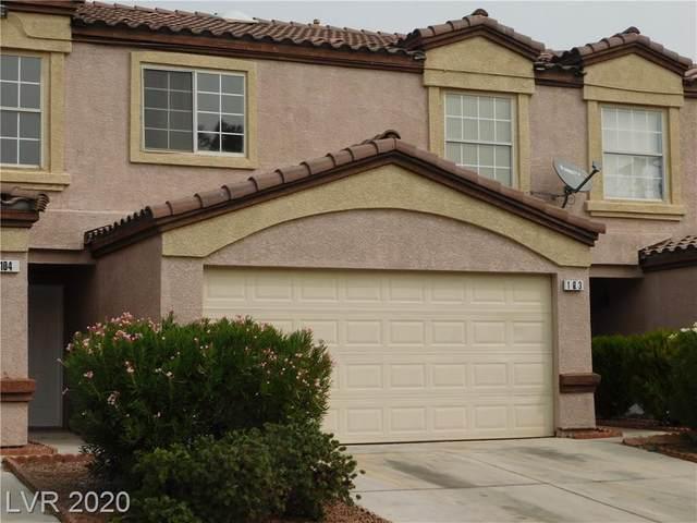 2500 Adelante Avenue #103, Las Vegas, NV 89106 (MLS #2230913) :: The Mark Wiley Group   Keller Williams Realty SW