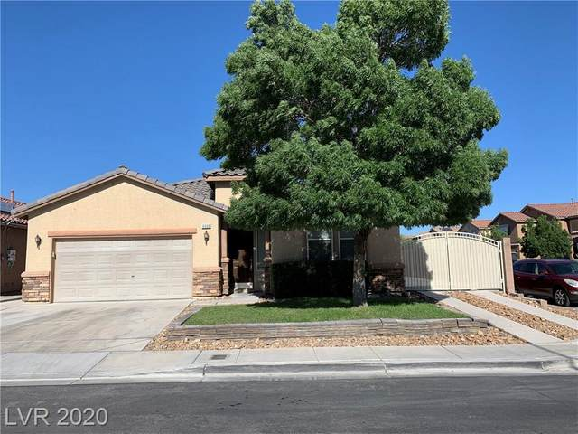 6360 Yellow Warbler, Las Vegas, NV 89148 (MLS #2230922) :: The Shear Team