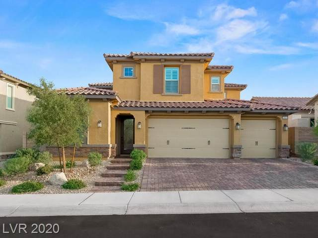 10015 Bighorn Bellows Avenue, Las Vegas, NV 89166 (MLS #2230949) :: Jeffrey Sabel