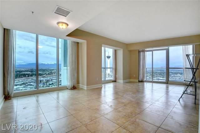 2700 S Las Vegas Boulevard #4103, Las Vegas, NV 89109 (MLS #2230956) :: The Mark Wiley Group | Keller Williams Realty SW