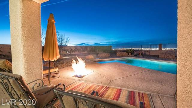 2864 Blythswood Square, Henderson, NV 89044 (MLS #2230983) :: Performance Realty