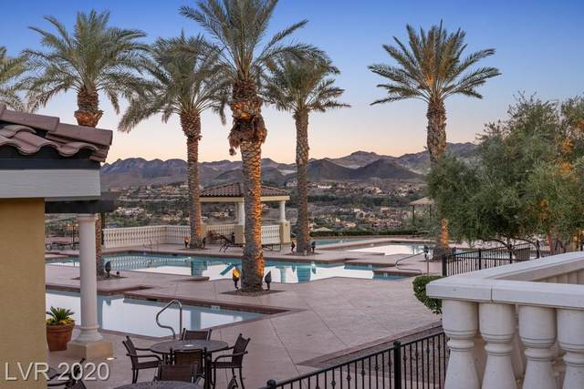 30 Via Vasari #103, Henderson, NV 89011 (MLS #2230995) :: The Perna Group