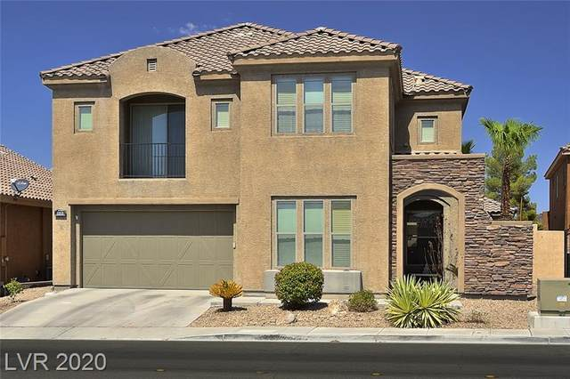 1212 Olivia Parkway, Henderson, NV 89011 (MLS #2231004) :: The Lindstrom Group