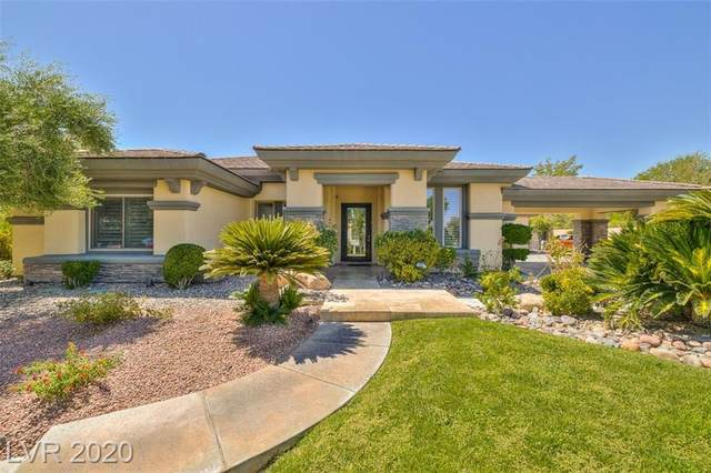 5 Marsh Landing Court, Henderson, NV 89052 (MLS #2231008) :: The Mark Wiley Group | Keller Williams Realty SW