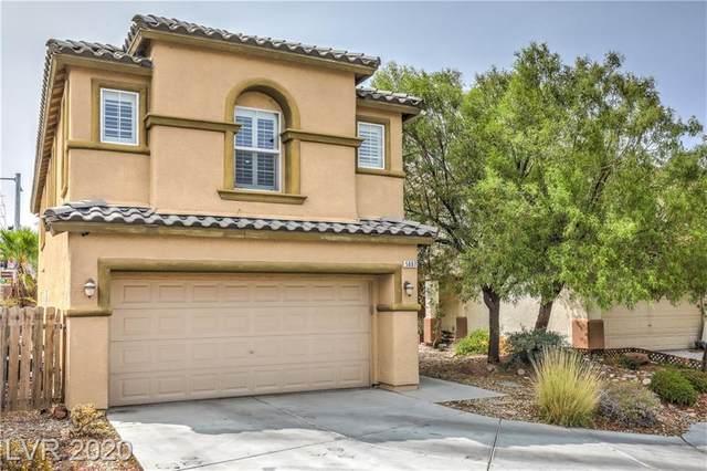 5697 Tapestry Rose Court, Las Vegas, NV 89148 (MLS #2231027) :: Billy OKeefe | Berkshire Hathaway HomeServices
