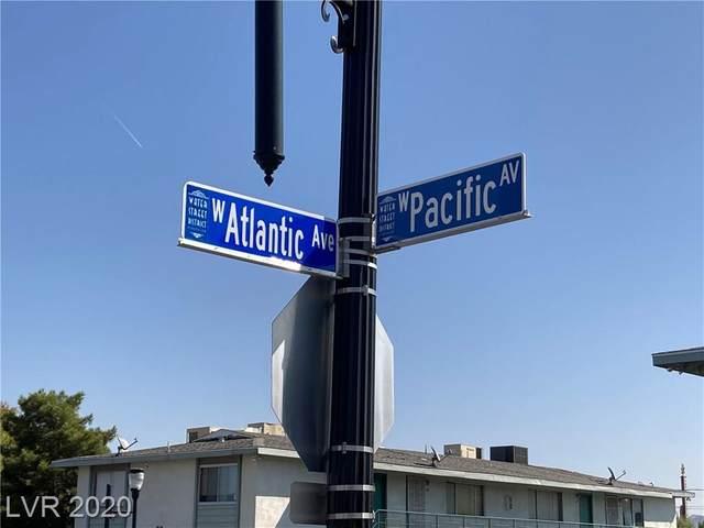 203 W Pacific Avenue, Henderson, NV 89015 (MLS #2231040) :: The Shear Team