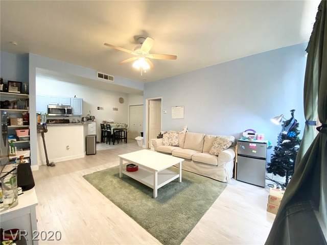 5154 Jones Boulevard #108, Las Vegas, NV 89118 (MLS #2231046) :: Jeffrey Sabel