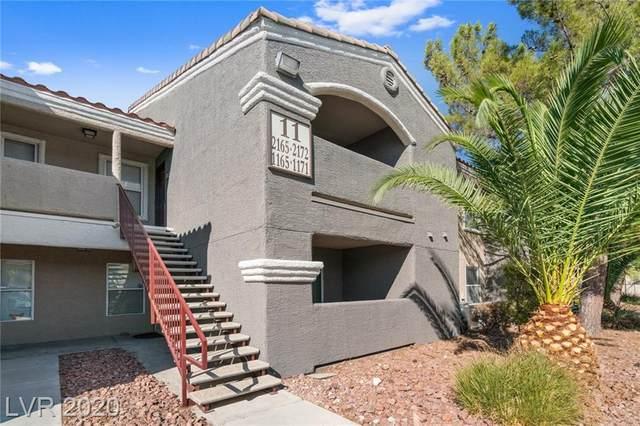 5055 Hacienda Avenue #1166, Las Vegas, NV 89118 (MLS #2231074) :: Jeffrey Sabel