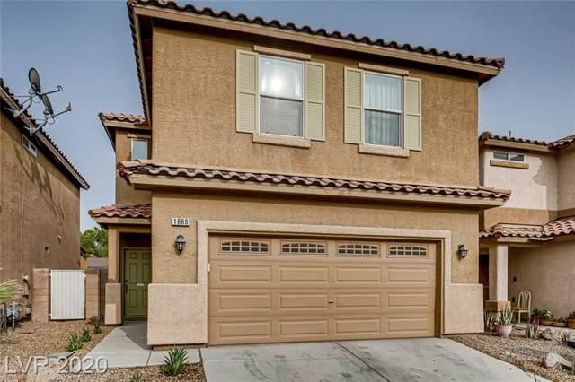 1860 Vida Pacifica Street, Las Vegas, NV 89115 (MLS #2231098) :: The Lindstrom Group