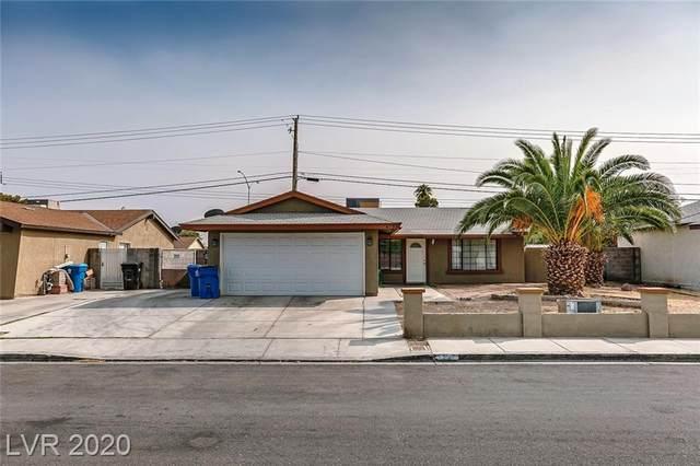 4733 Metpark Drive, Las Vegas, NV 89110 (MLS #2231110) :: Signature Real Estate Group