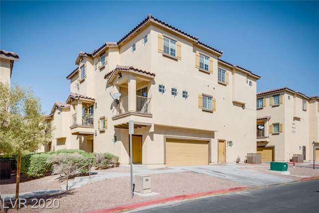 5945 Palmilla Street #2, North Las Vegas, NV 89031 (MLS #2231115) :: The Mark Wiley Group | Keller Williams Realty SW