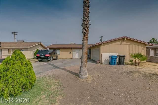 1312 Robin Street, Las Vegas, NV 89106 (MLS #2231122) :: Signature Real Estate Group