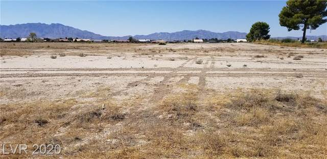 2000 Waterhole Canyon Avenue, Pahrump, NV 89048 (MLS #2231139) :: The Shear Team