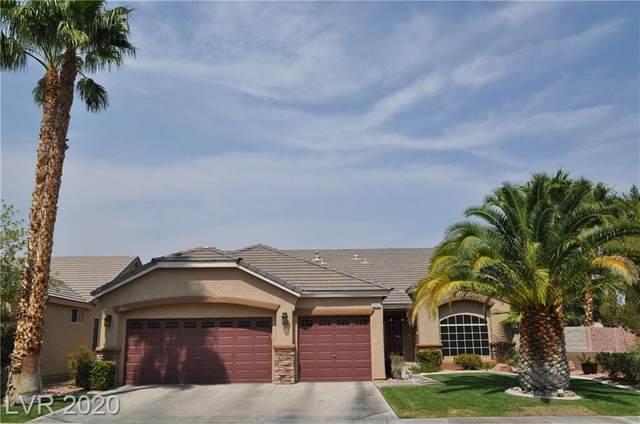 2552 Pyramid Pines Drive, Henderson, NV 89052 (MLS #2231176) :: Jeffrey Sabel