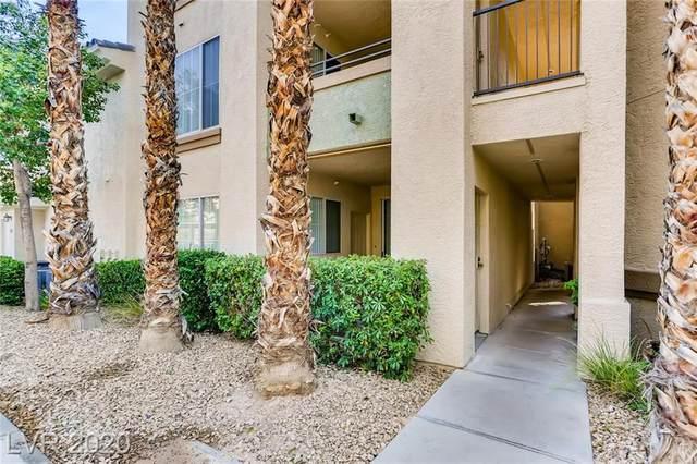 7111 S Durango Drive #102, Las Vegas, NV 89113 (MLS #2231178) :: The Mark Wiley Group | Keller Williams Realty SW