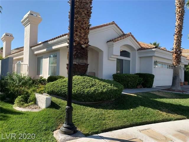 8125 Horizon Lake Drive, Las Vegas, NV 89128 (MLS #2231229) :: Jeffrey Sabel