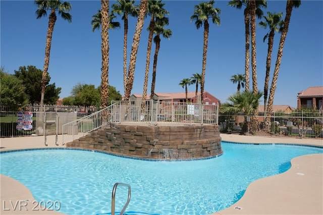 4730 Craig Road #1179, Las Vegas, NV 89115 (MLS #2231230) :: The Perna Group