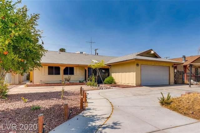 1405 Mojave Road, Las Vegas, NV 89101 (MLS #2231232) :: The Lindstrom Group