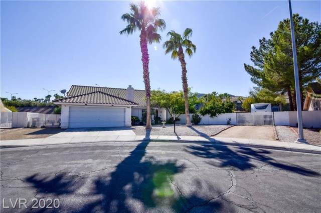 833 Harbor Beach Court, Henderson, NV 89002 (MLS #2231234) :: Performance Realty