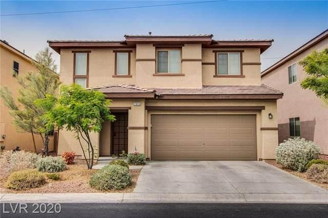 7915 Bartlett Peak Street, Las Vegas, NV 89166 (MLS #2231240) :: Vestuto Realty Group