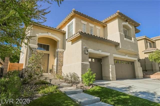 10713 Royal Pine Avenue, Las Vegas, NV 89144 (MLS #2231243) :: The Shear Team