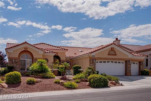2724 High Range Drive, Las Vegas, NV 89134 (MLS #2231284) :: Jeffrey Sabel