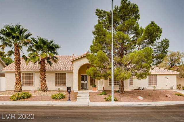 408 La Rue Court, Las Vegas, NV 89145 (MLS #2231317) :: Billy OKeefe   Berkshire Hathaway HomeServices