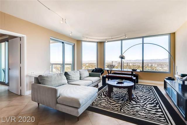 322 Karen #2302, Las Vegas, NV 89109 (MLS #2231320) :: Signature Real Estate Group