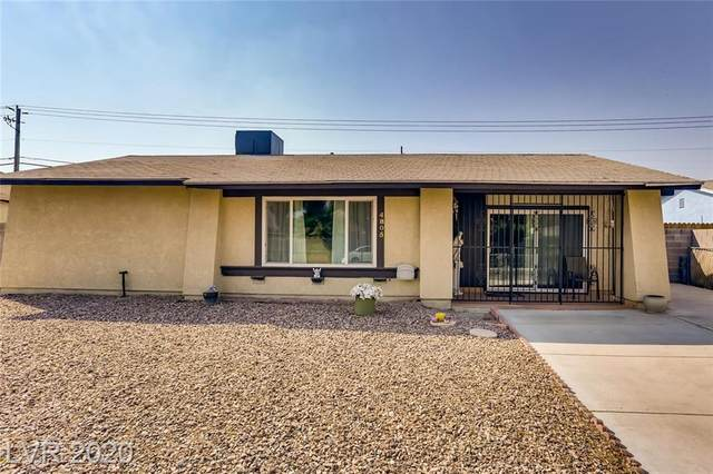 4805 Metpark Drive, Las Vegas, NV 89110 (MLS #2231334) :: Signature Real Estate Group