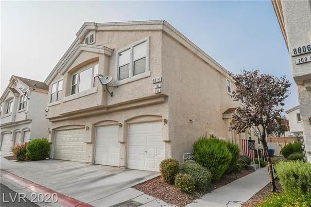 8814 Tomnitz Avenue #102, Las Vegas, NV 89178 (MLS #2231335) :: The Mark Wiley Group | Keller Williams Realty SW