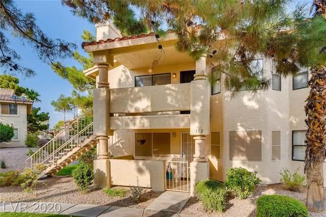 1101 Sulphur Springs Lane #202, Las Vegas, NV 89128 (MLS #2231356) :: The Mark Wiley Group   Keller Williams Realty SW