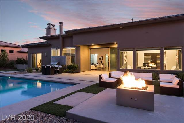 8 Lookout Ridge, Las Vegas, NV 89135 (MLS #2231396) :: The Mark Wiley Group | Keller Williams Realty SW