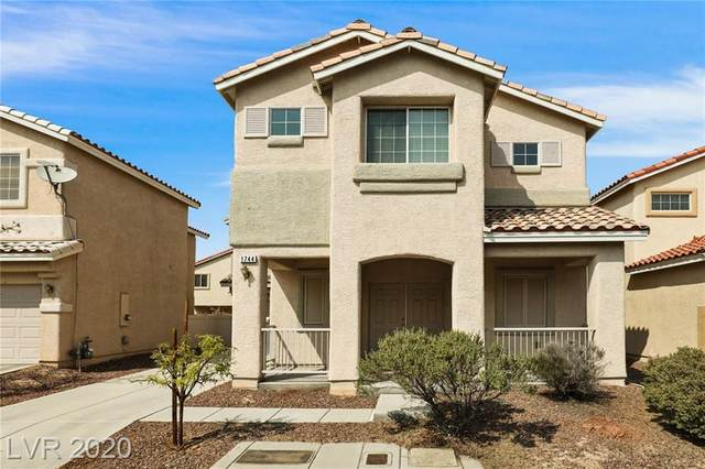 1744 Spotted Wolf Avenue, Las Vegas, NV 89123 (MLS #2231424) :: Hebert Group | Realty One Group