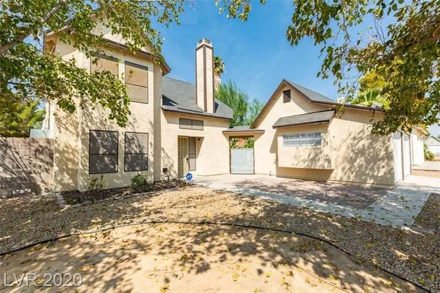 416 Greenbrook Street, Las Vegas, NV 89110 (MLS #2231425) :: Signature Real Estate Group