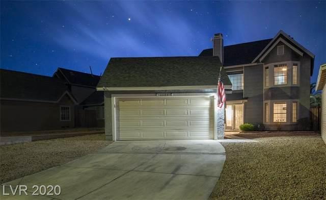 6604 Lombard Drive, Las Vegas, NV 89108 (MLS #2231427) :: Billy OKeefe   Berkshire Hathaway HomeServices