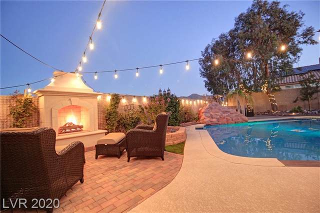 1136 Hidden Mist Street, Henderson, NV 89052 (MLS #2231430) :: Helen Riley Group | Simply Vegas