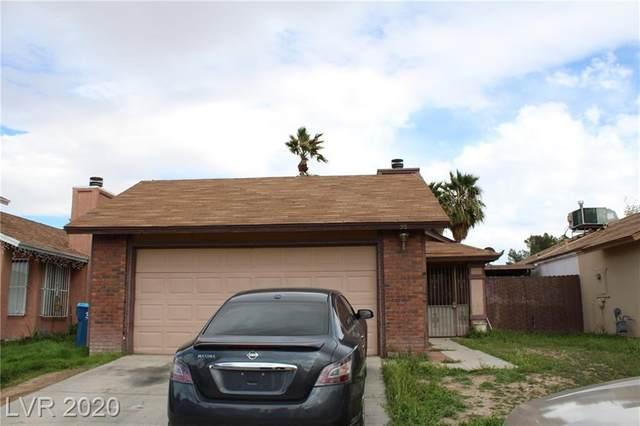 98 Parrish, Las Vegas, NV 89110 (MLS #2231433) :: The Lindstrom Group
