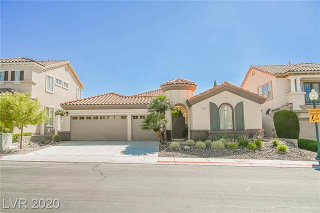 2776 Botticelli Drive, Henderson, NV 89052 (MLS #2231446) :: The Mark Wiley Group | Keller Williams Realty SW