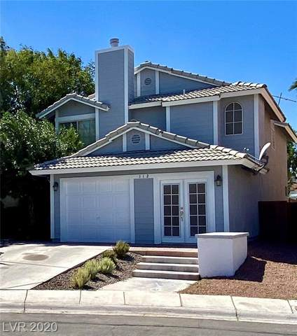 112 Underhill Court, Las Vegas, NV 89145 (MLS #2231450) :: Kypreos Team