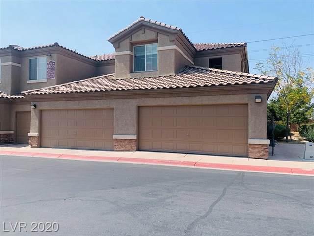 6655 Abruzzi Drive #104, North Las Vegas, NV 89084 (MLS #2231459) :: The Mark Wiley Group | Keller Williams Realty SW