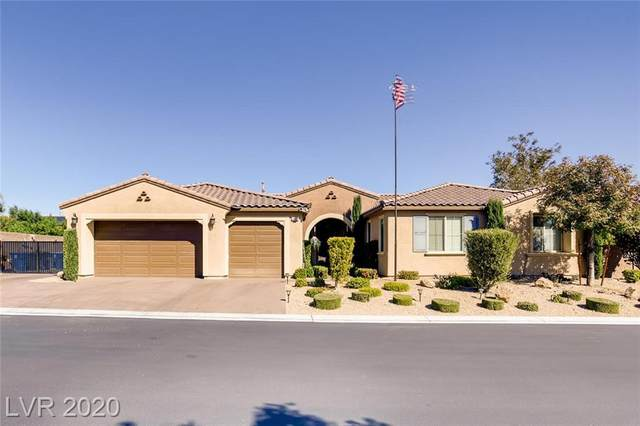 8430 Creekstone Court, Las Vegas, NV 89113 (MLS #2231484) :: The Lindstrom Group