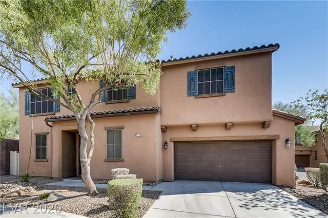 5276 Pendergrass Street, North Las Vegas, NV 89081 (MLS #2231492) :: Kypreos Team
