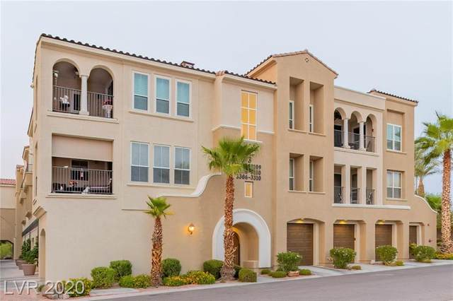 2555 Hampton Road #3108, Henderson, NV 89052 (MLS #2231519) :: Jeffrey Sabel