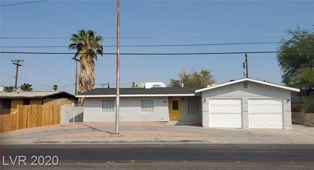 1813 Arville Street, Las Vegas, NV 89102 (MLS #2231535) :: Jeffrey Sabel