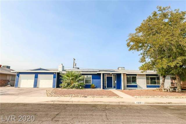 1307 Canosa Avenue, Las Vegas, NV 89104 (MLS #2231549) :: The Shear Team