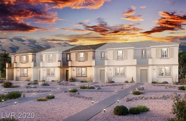 1186 Gypsum Hills Court Lot 93, Henderson, NV 89002 (MLS #2231553) :: Jeffrey Sabel