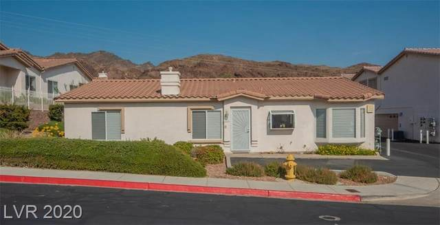 252 Big Horn Drive A, Boulder City, NV 89005 (MLS #2231581) :: The Perna Group