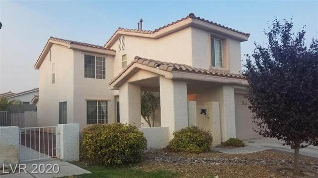 7724 Donald Nelson Avenue, Las Vegas, NV 89131 (MLS #2231586) :: Performance Realty