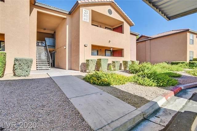 2451 N Rainbow Boulevard #1151, Las Vegas, NV 89108 (MLS #2231600) :: Jeffrey Sabel